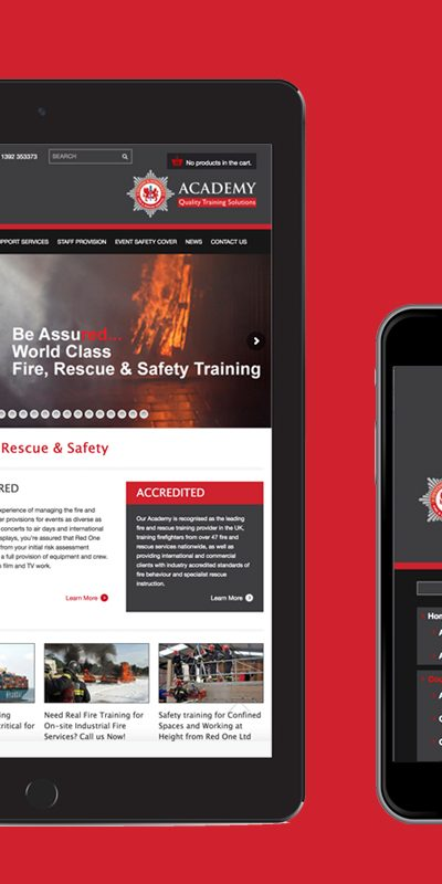 Red One Ltd Fire, Rescue & Safety Training, Support and Consultancy Services