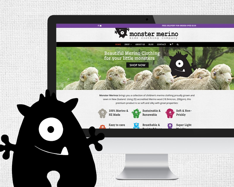 Image of website created by Slightly Different Ltd
