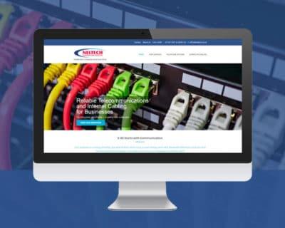 Neltech website